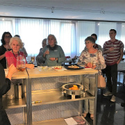 Risotto-Festival, 26.9.18_01 (Heidi Seiler, Christine Weyermann, KKT Bellach, KKT Selzach/Lommiswil)<div class='url' style='display:none;'>/</div><div class='dom' style='display:none;'>reformiert-solothurn.ch/</div><div class='aid' style='display:none;'>303</div><div class='bid' style='display:none;'>3121</div><div class='usr' style='display:none;'>95</div>