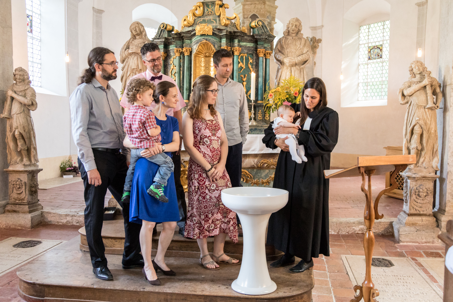 Taufe Reformierte Kirchgemeinde Solothurn